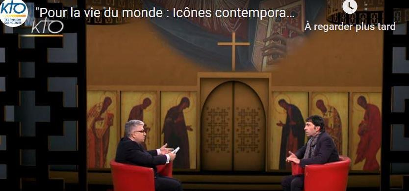 L'émission de télévision «L'orthodoxie, ici et maintenant» (KTO) du mois de février