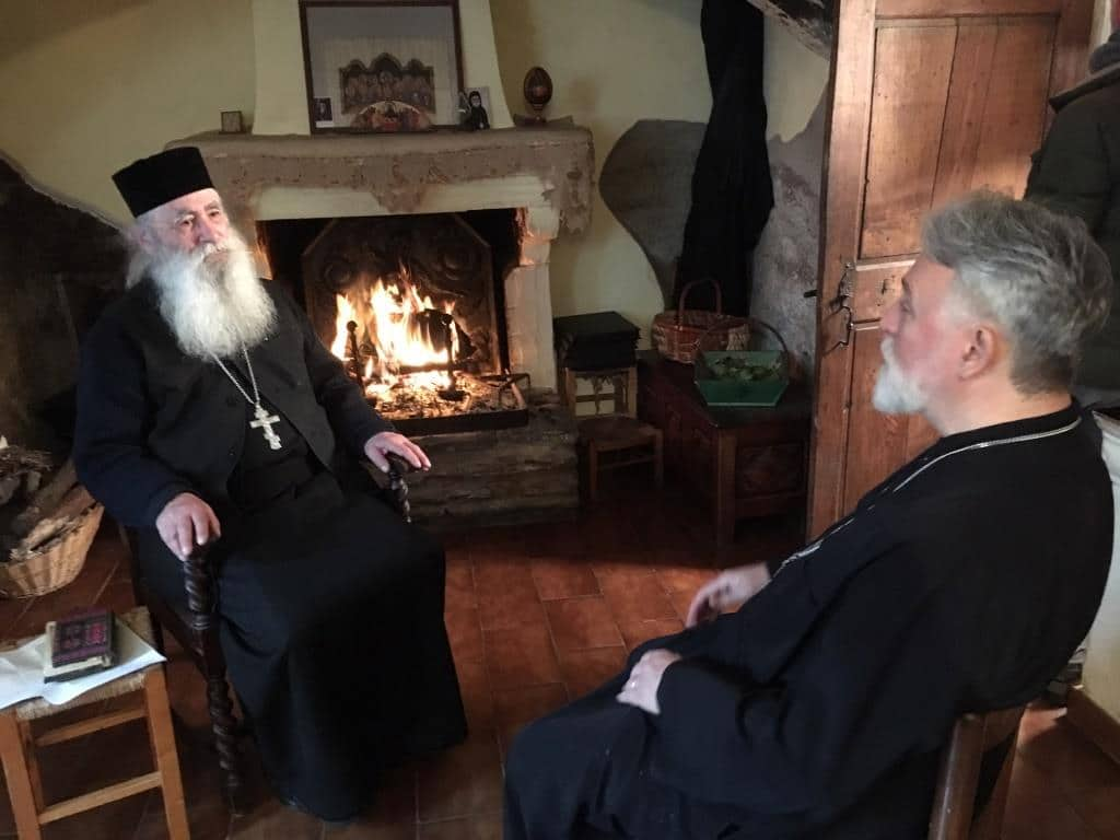 Rediffusion de l'émission « Orthodoxie » (France 2) : « Nous sommes ce que nous mangeons. Jeûner en Carême »