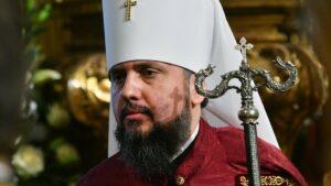 Métropolite Épiphane : « C'est le privilège du patriarche œcuménique Bartholomée d'accorder l'autocéphalie »