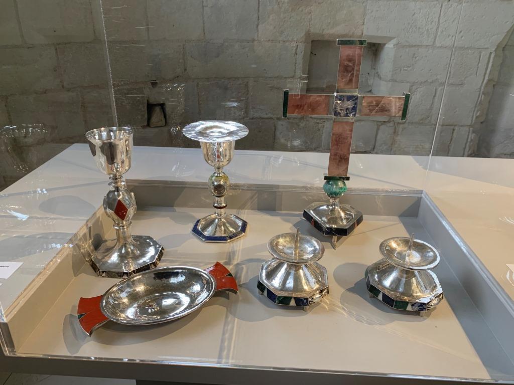 L'émission de télévision «Orthodoxie» (France 2) du 2 février : Goudji et son œuvre