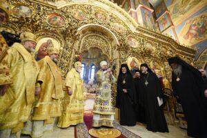 Mgr Emmanuel de France à Kiev