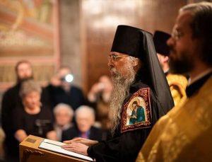 Un moine athonite est consacré évêque de Bethesda de l'Église orthodoxe en Amérique (OCA)