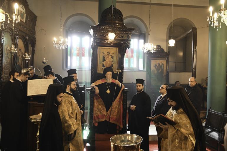 Le patriarche Bartholomée : « Gardons ensemble les lieux saints et sacrés de notre nation »