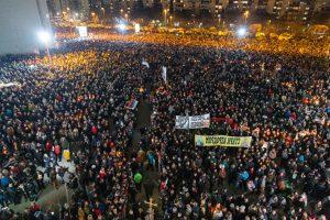 À Podgorica, un nombre record de fidèles a participé à l'office d'intercession pour la défense de l'Église