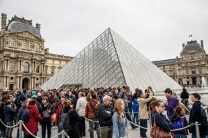 Louvre Bulgarian Art Exhibit, Canceled