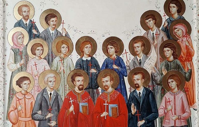 L'Église orthodoxe des Terres tchèques et de Slovaquie canonise les nouveaux martyrs, qui seront célébrés le 8 février