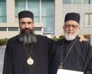 Visite aux États-Unis d'une délégation de l'Église orthodoxe serbe du Monténégro