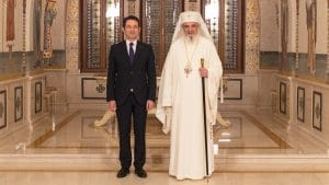 Le patriarche de Roumanie Daniel a reçu la visite du nouvel ambassadeur de Suisse à Bucarest