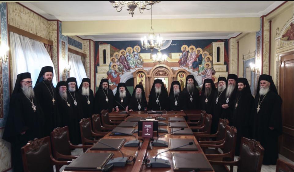 Le Saint-Synode de l'Église orthodoxe de Grèce considère l'avortement comme un meurtre