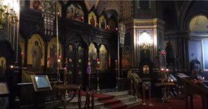 La cathédrale Saint-Alexandre-Nevsky à Paris en direct