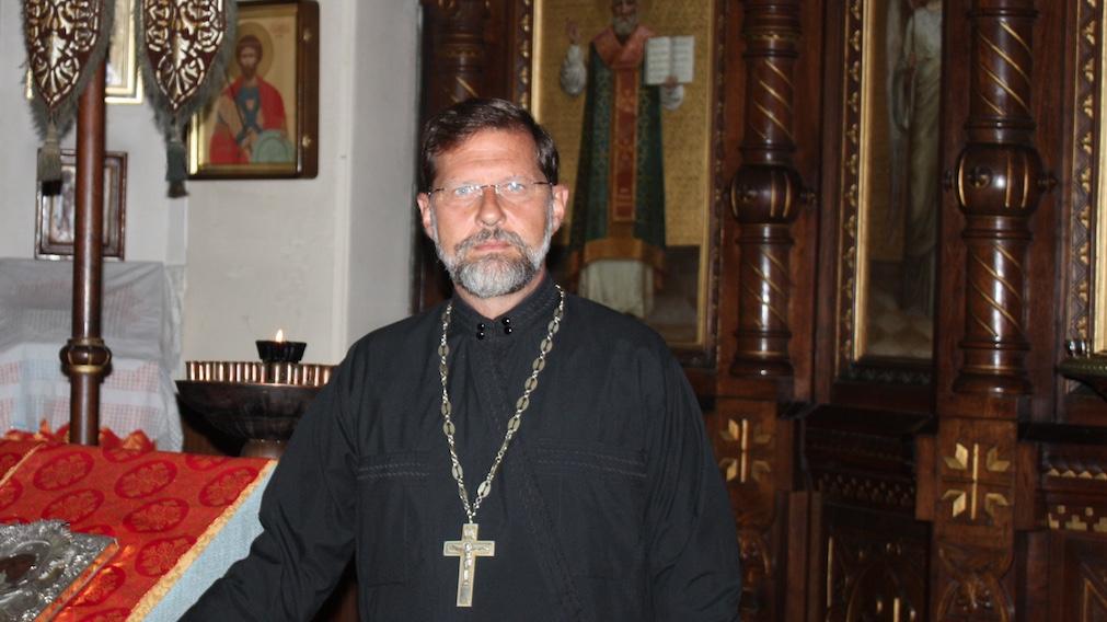 Le père Alexis Struve est nommé vicaire épiscopal chargé de la mise en place du Vicariat
