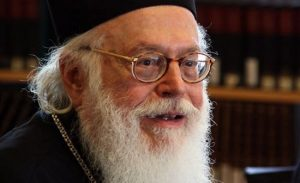 Résister à la pandémie, un message de l'archevêque Anastase d'Albanie