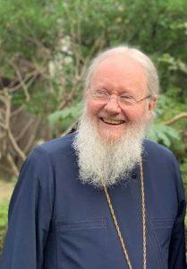 «Oui nous sommes dans le désert !» par l'archimandrite Syméon, higoumène du monastère Saint-Silouane