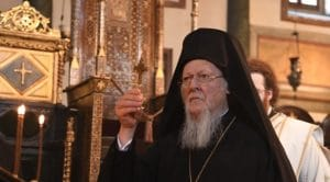 Le Patriarcat œcuménique présente ses condoléances au peuple italien