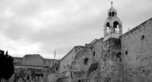 La basilique de la Nativité à Bethléem est fermée en raison du coronavirus