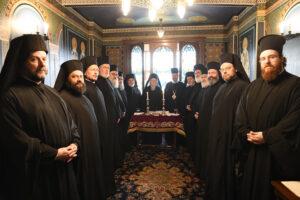L'archevêque de Chypre Chrysostome II a participé, en tant que co-président, à la réunion du Saint-Synode du Patriarcat œcuménique