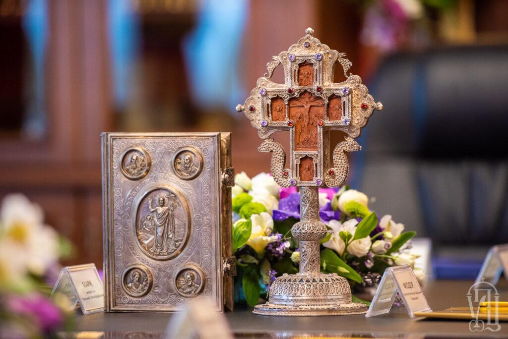 Message de l'Église orthodoxe ukrainienne au sujet du coronavirus