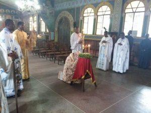 Au Congo, les offices orthodoxes sont célébrés à huis clos en raison du coronavirus
