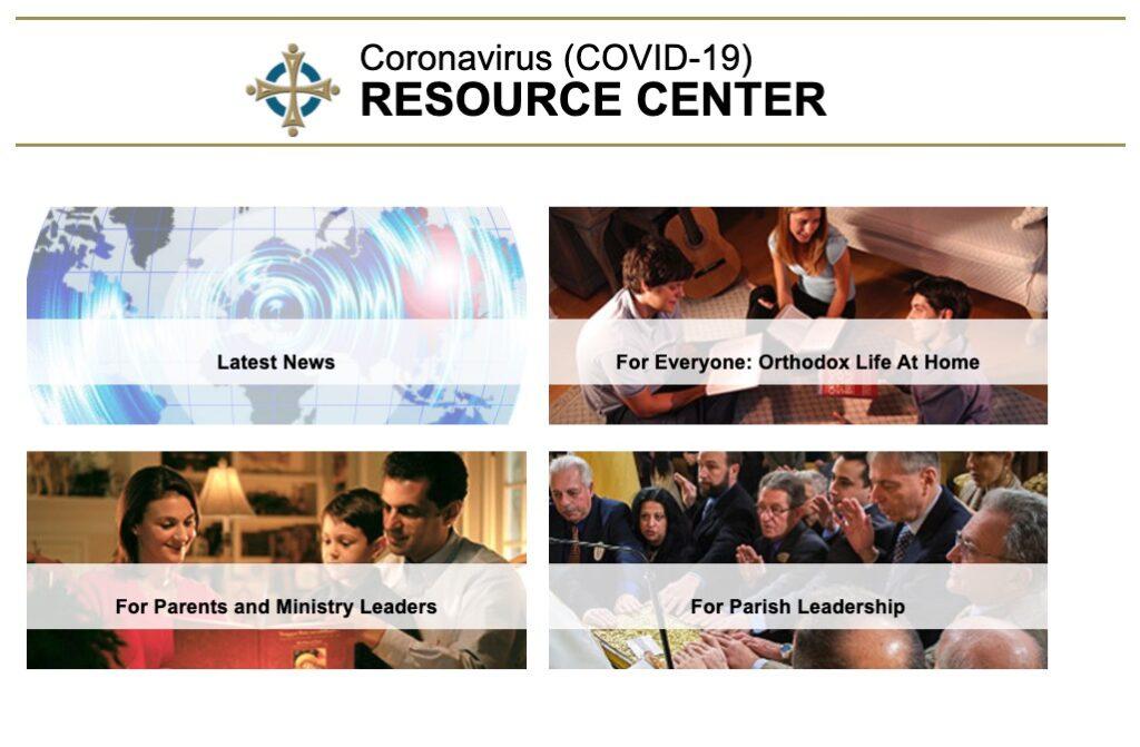 L'Assemblée des évêques des États-Unis annonce la création d'un centre de ressources COVID-19 pour les chrétiens orthodoxes