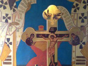 Office des Vêpres, lu par les laïcs qui ne peuvent pas assister à la divine liturgie