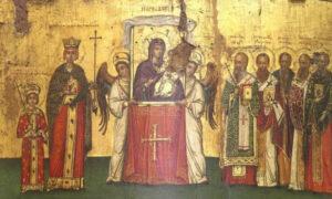 Le métropolite Séraphim (Patriarcat d'Alexandrie) : Dimanche de l'Orthodoxie et crise ukrainienne