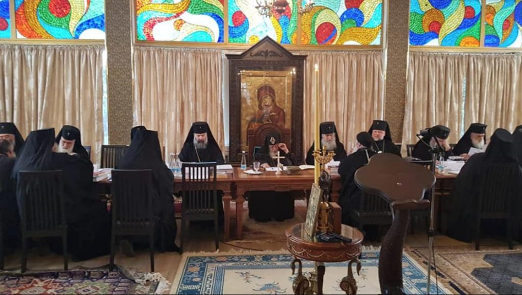 Communiqué du Saint-Synode de l'Église orthodoxe de Géorgie au sujet du coronavirus