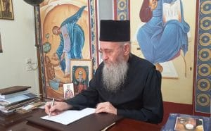 Metropolitan of Nafpaktos: Some Hierarchs act as if there is no Holy Synod