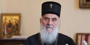 Communiqué du patriarche de Serbie Irénée au clergé de Belgrade concernant le coronavirus