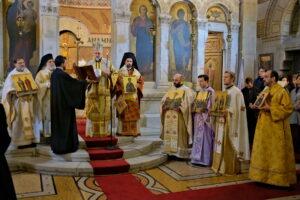 Dimanche de l'orthodoxie à Paris