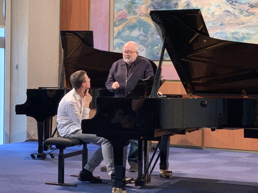 « Orthodoxie » (France 2) : « Jean-Claude Pennetier, une touche d'orthodoxie en musique »