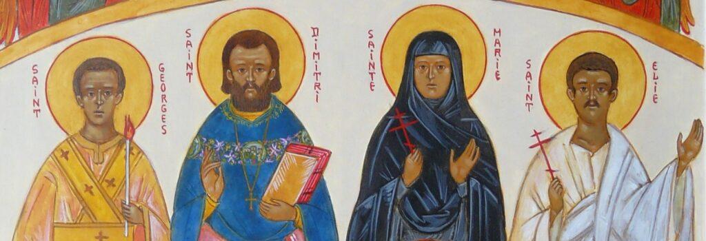75e anniversaire de la mort de la sainte martyre Mère Marie de Paris