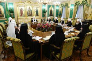 Déclaration du Saint-Synode de l'Église orthodoxe russe sur le coronavirus