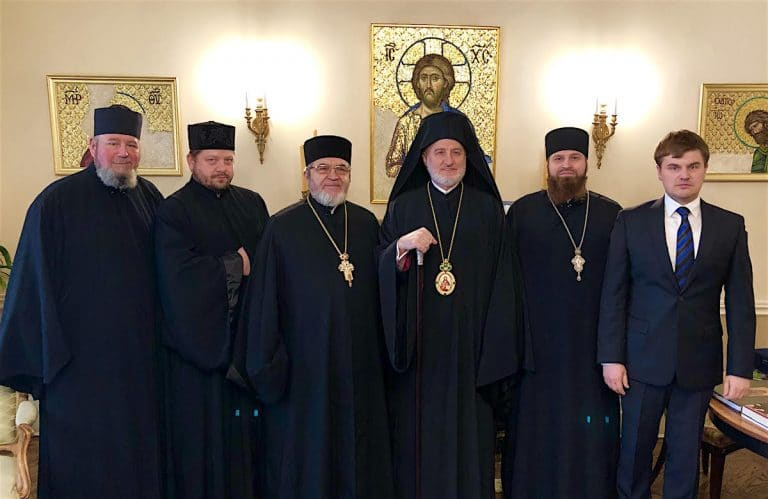 Archbishop Elpidophoros Announces the Creation of a New Vicariate in the Greek Orthodox Archdiocese