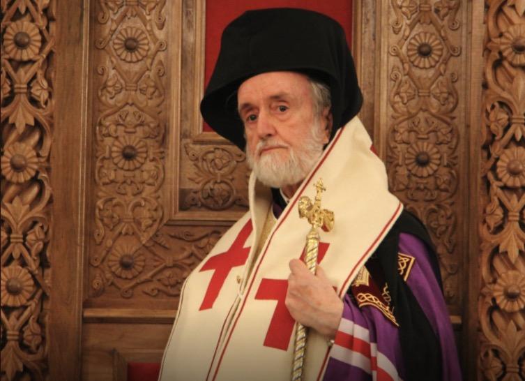 """Metropolitan John Zizioulas: """"The Church without the Eucharist Is No Longer the Church"""""""
