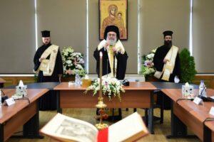 Déclaration du Saint-Synode de l'Église d'Antioche