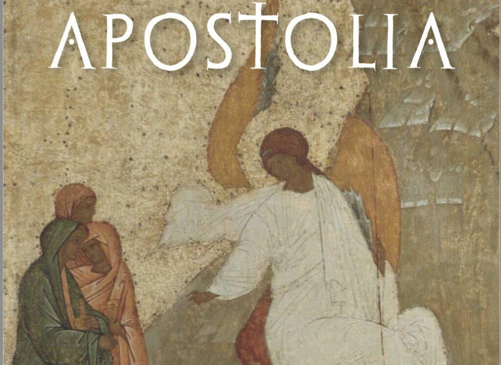 Communiqué de la revue « Apostolia » – Le dernier numéro en libre accès sur Internet