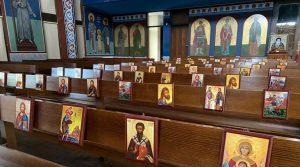 Une initiative originale en Australie: «Votre saint à votre place»