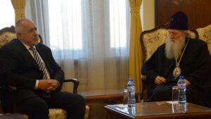 Le Premier ministre bulgare Boïko Borissov : « Je ne peux pas fermer les églises à Pâques »