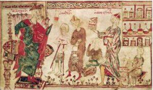 La Revue Codex : « Les Byzantins ont-ils inventé l'hôpital ? » un entretien avec Marie-Hélène Congourdeau