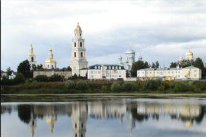 Le monastère de Divéévo est fermé pour quarantaine depuis le 25 avril