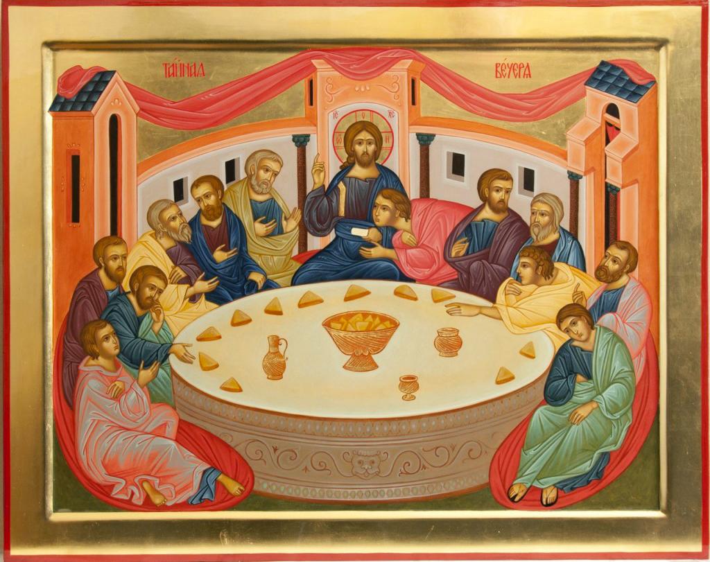 Offices du Saint et Grand Jeudi lus par les laïcs