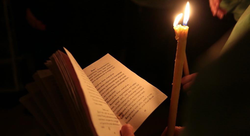 Texte du Grand Canon de saint André de Crète du jeudi de la 5e semaine du Grand Carême
