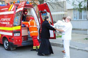 Covid-19 – L'Église orthodoxe roumaine lance des dizaines de mesures de soutien aux hôpitaux et aux personnes malades