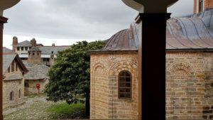 Dégâts matériels importants sur le Mont Athos après des pluies torrentielles