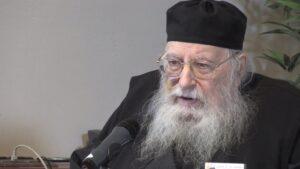 Vidéo gratuite : « Les traductions des Pères de l'Eglise du Moyen-âge à nos jours » – p. Placide (Deseille)