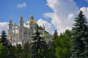 La laure de Potchaïev (Ukraine) a été mise en quarantaine