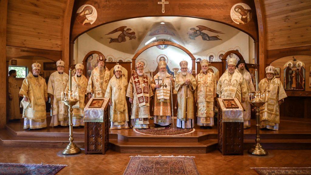 Communiqué des évêques de l'Église orthodoxe en Amérique (OCA) concernant les éventuelles actions en justice au titre du coronavirus
