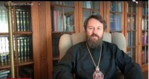 Le métropolite de Volokolamsk Hilarion a qualifié la transformation de Sainte-Sophie en mosquée de « coup porté à l'orthodoxie mondiale »