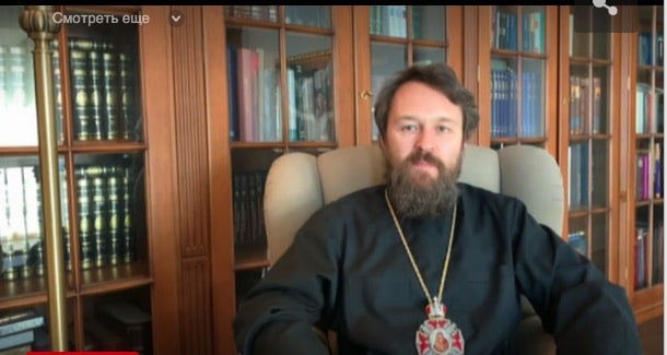 Mgr Hilarion : J'aimerais remercier nos médecins au nom de l'Église orthodoxe russe
