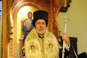 Lettre pastorale du métropolite Athénagoras de Belgique, exarque des Pays-Bas et Luxembourg, adressée à son clergé